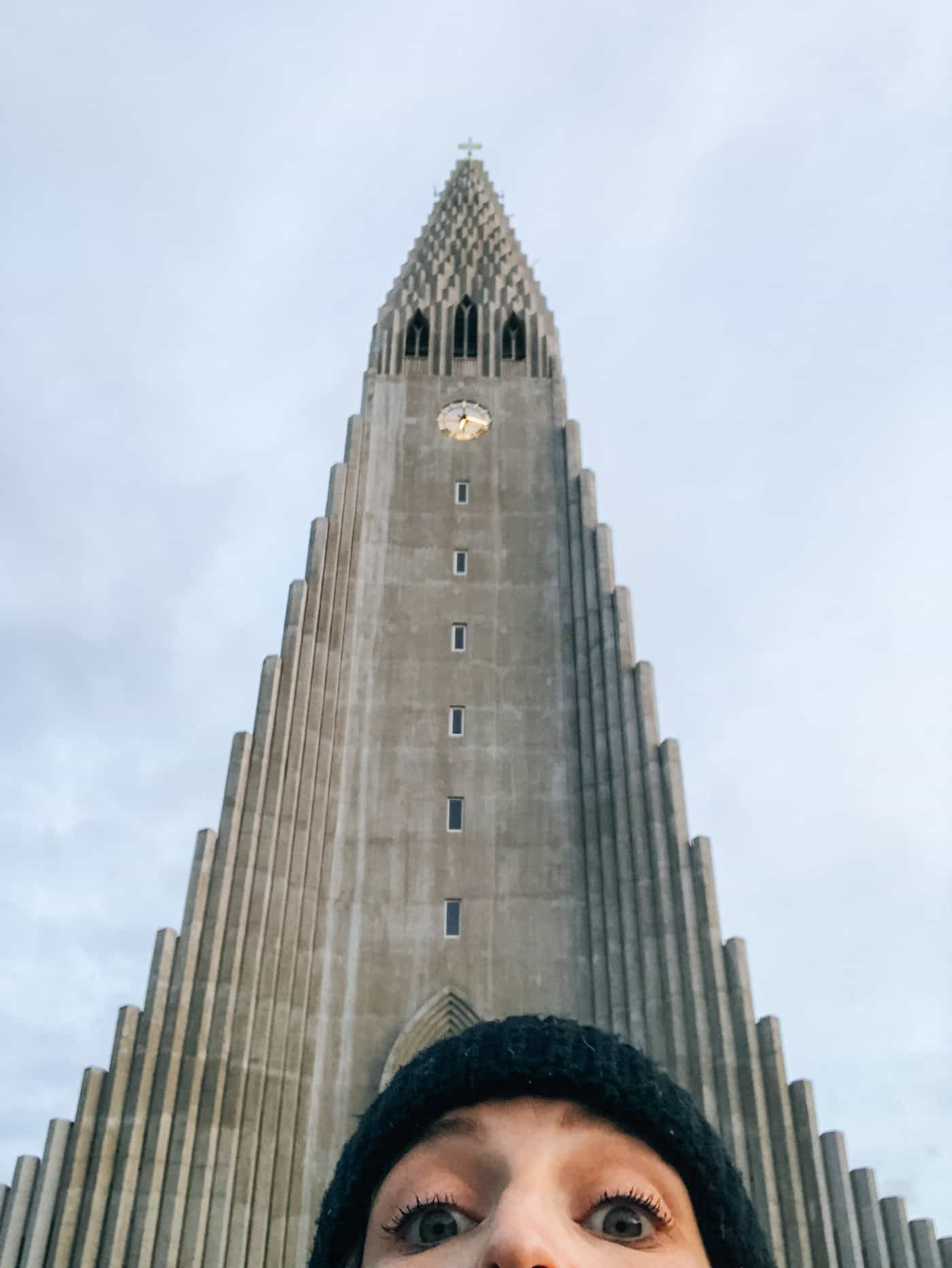 Blue Mountain Belle in Reykjavik - 48 Hour Iceland Stop over