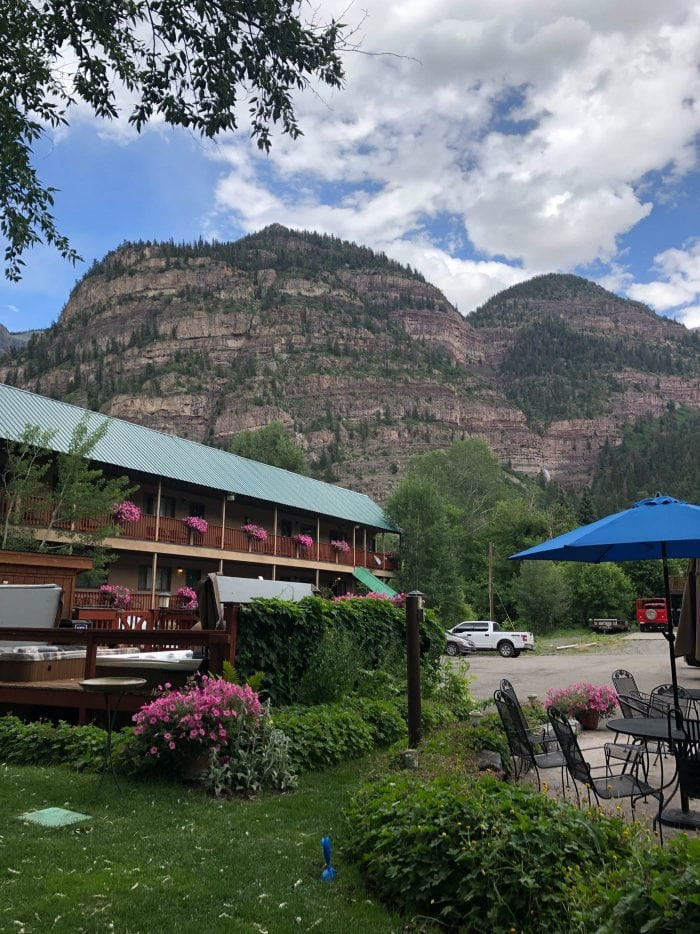 Rivers Edge Lodge Property, Ouray, Colorado