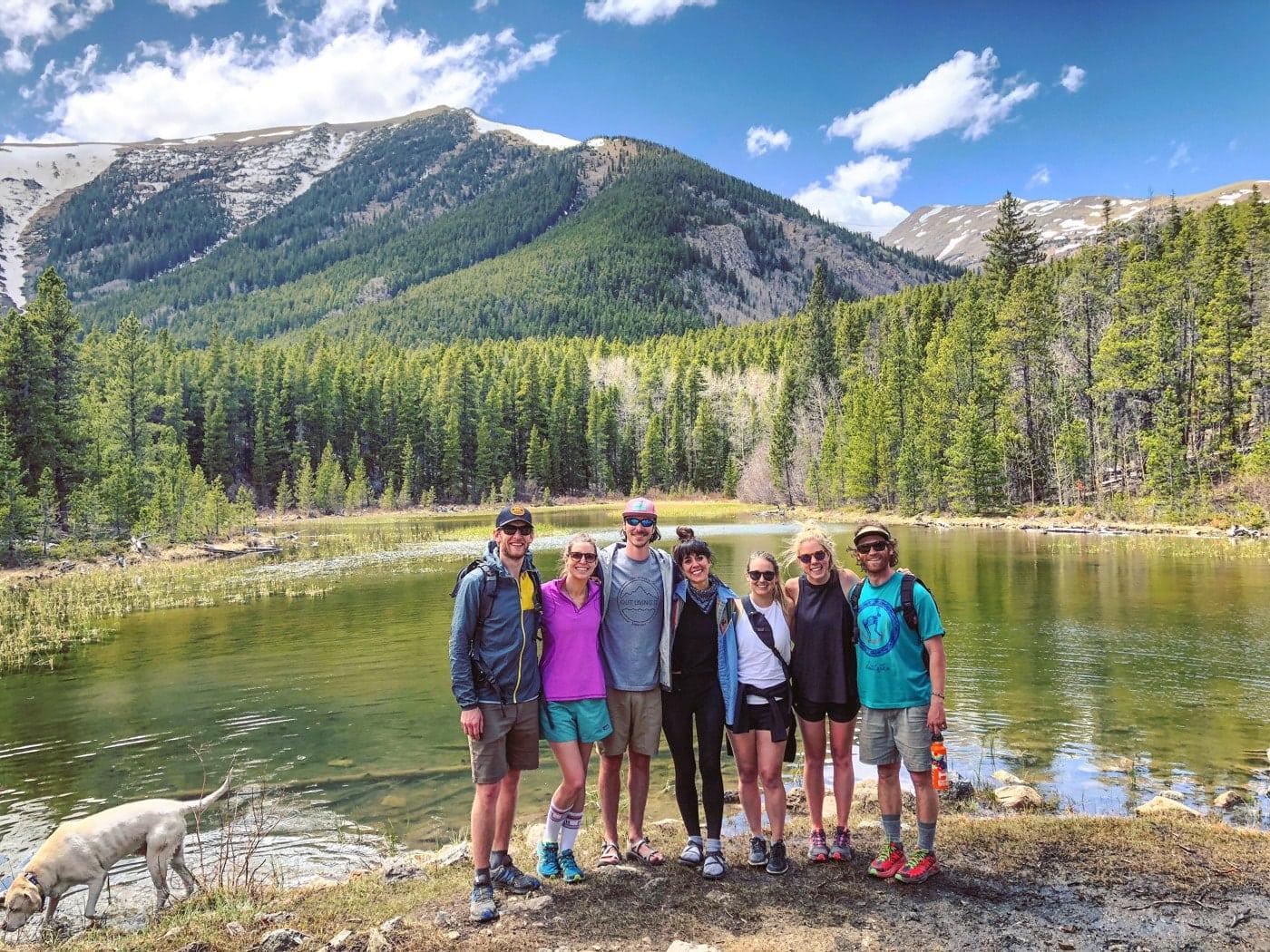 Harvard Lakes, Beuna Vista Hikes, Colorado