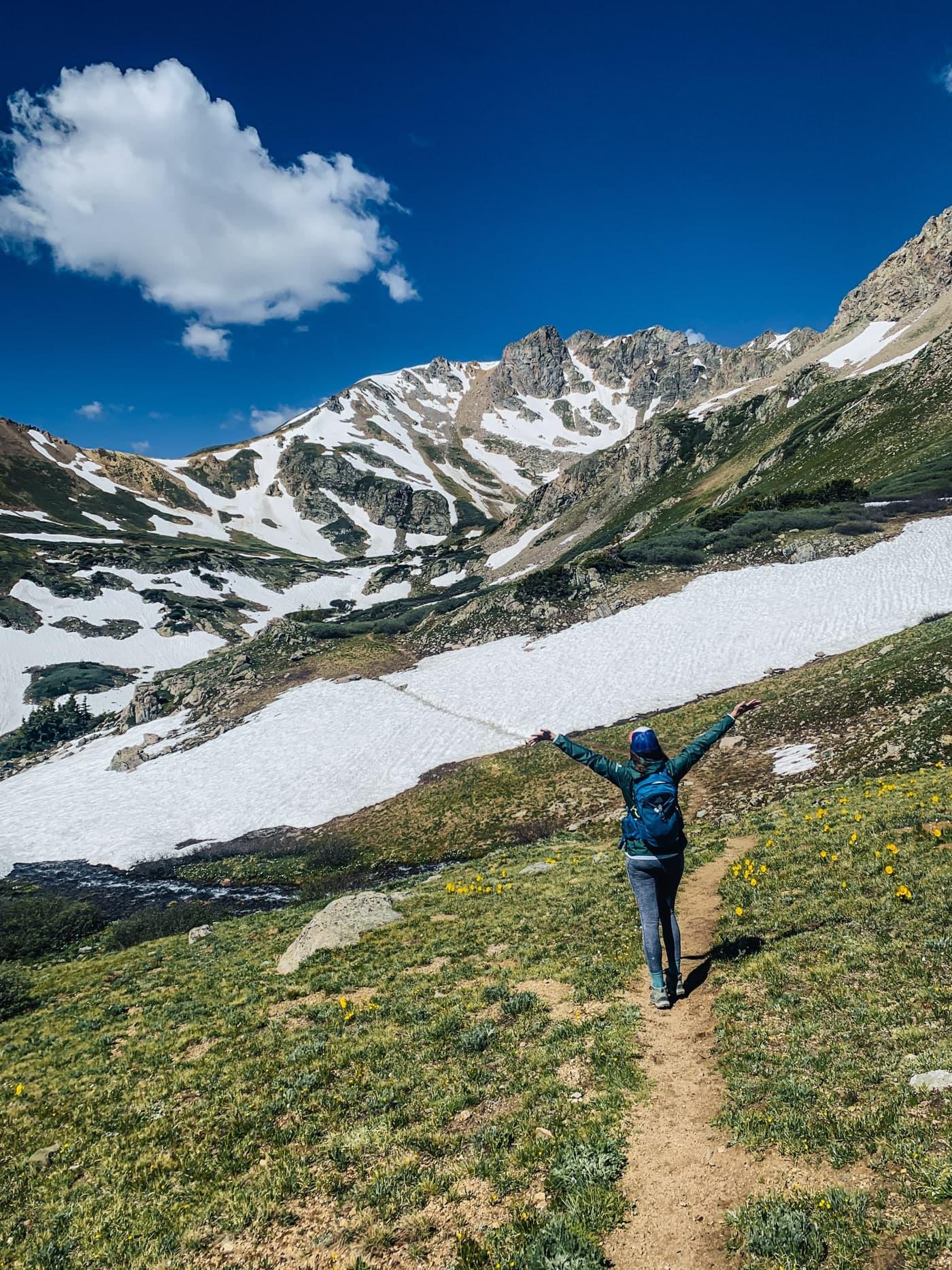 Hiking Herman Gulch Outside Denver