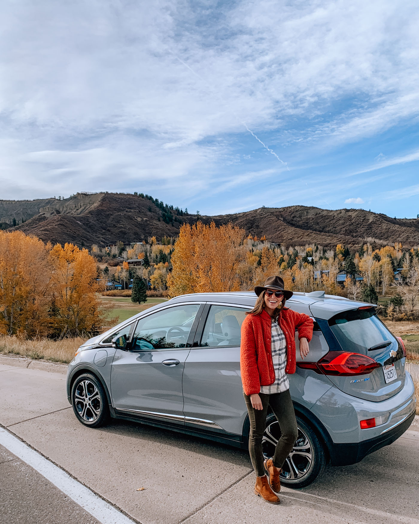 Roadtrip to Snowmass with Chevy Bolt EV