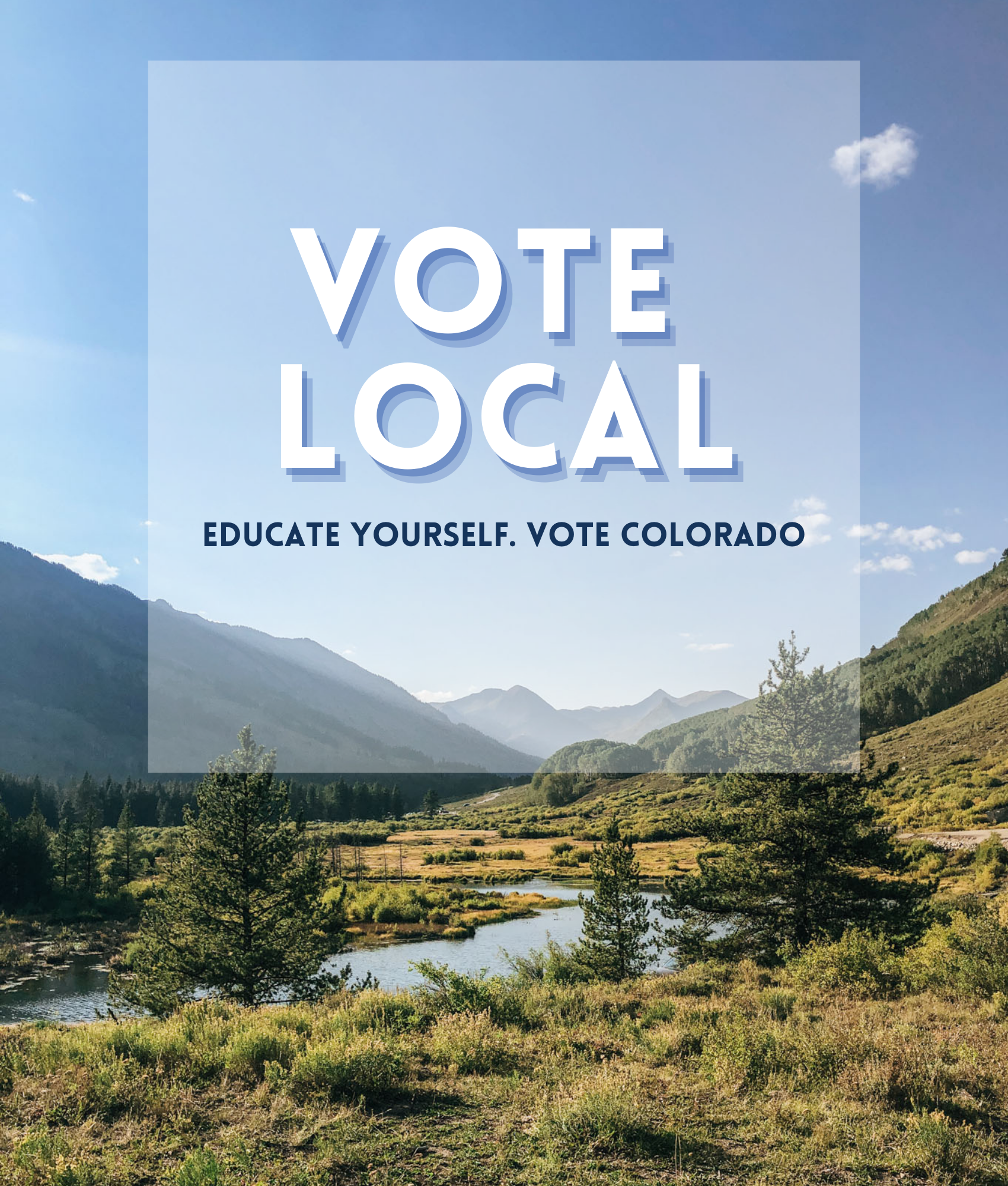 Vote Colorado Resources 2020