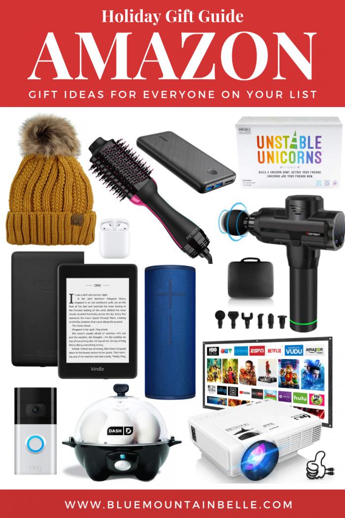 Amazon gift guide ideas