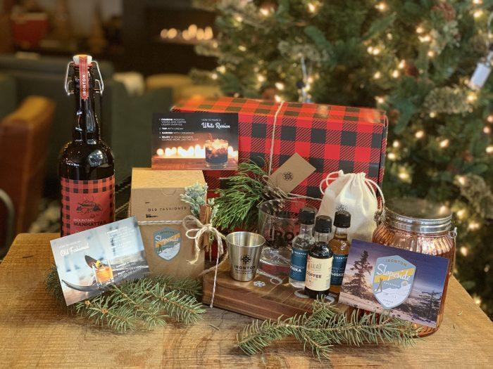 Ironton Distillery Holiday Gifts
