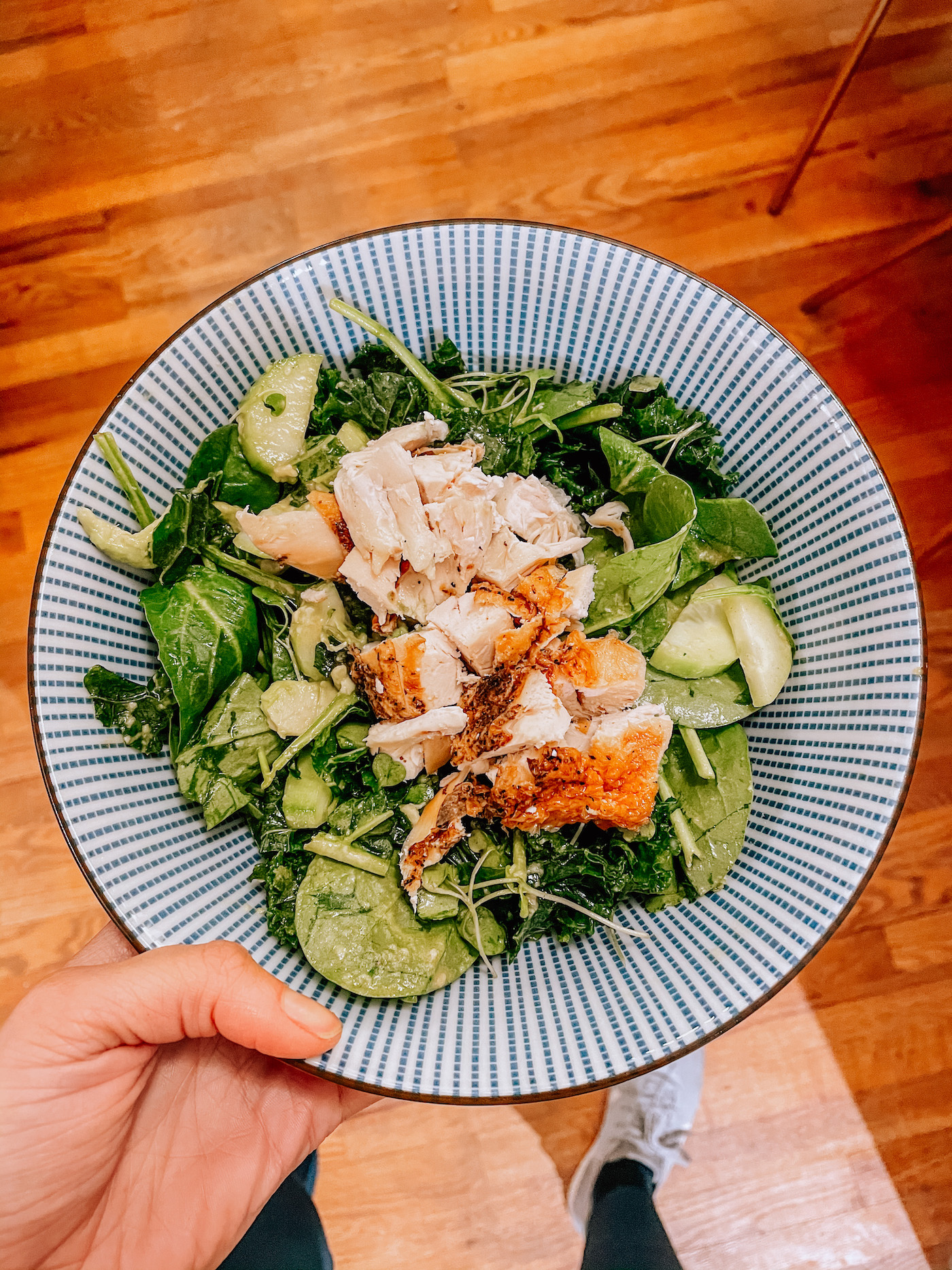 Be Well By Kelly Detox Salad