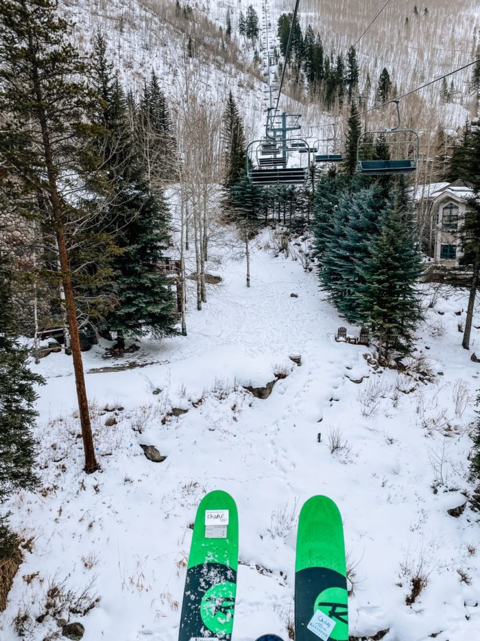 Grand Hyatt Vail Ski Access