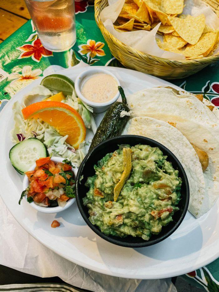 Miguels Baja Mexican Grill Moab Utah