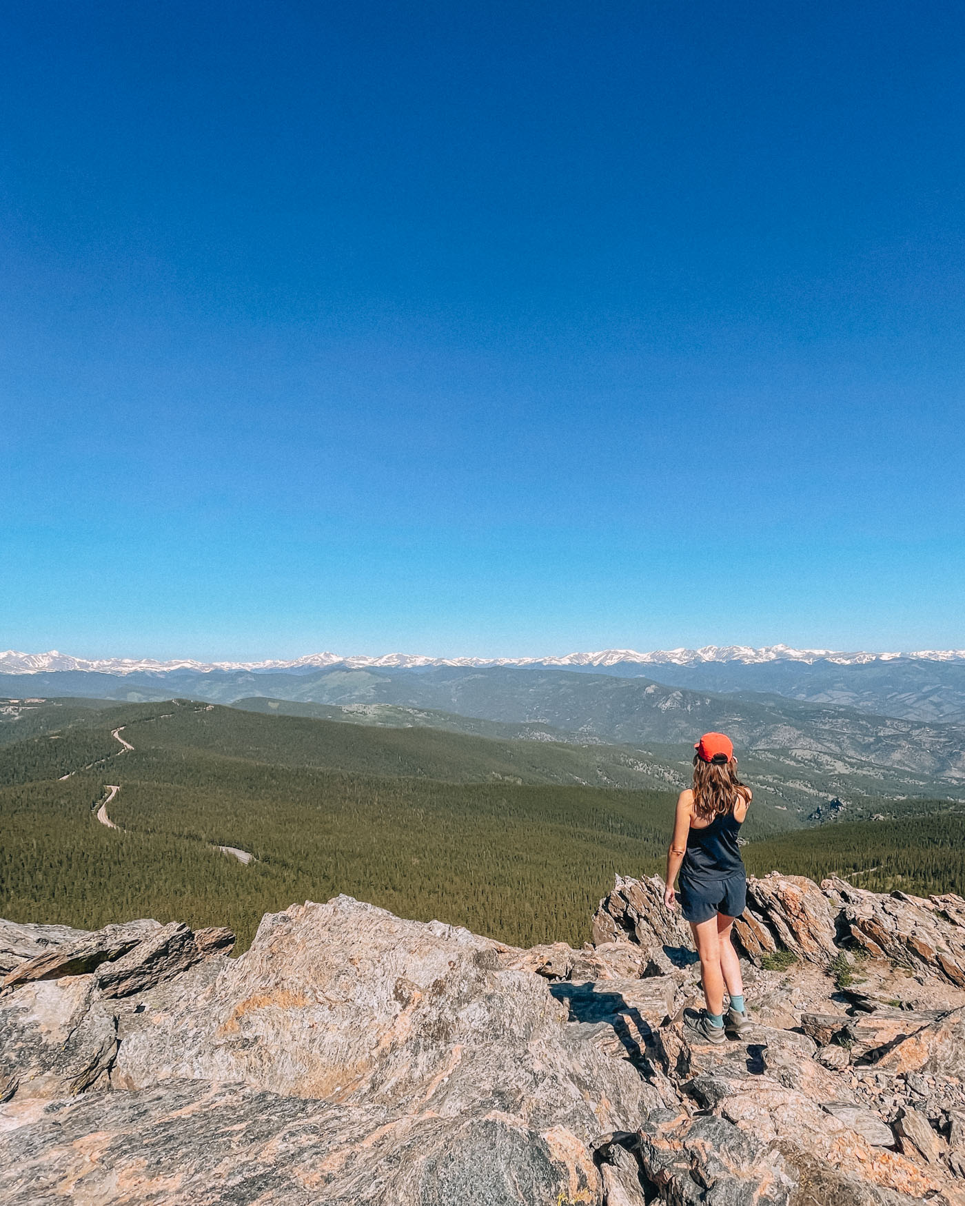 Short Hike, Big Views & Right Outside Denver - Chief Mountain