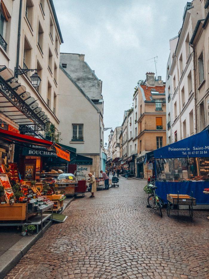 Latin Quarter Food Tour Paris Guide