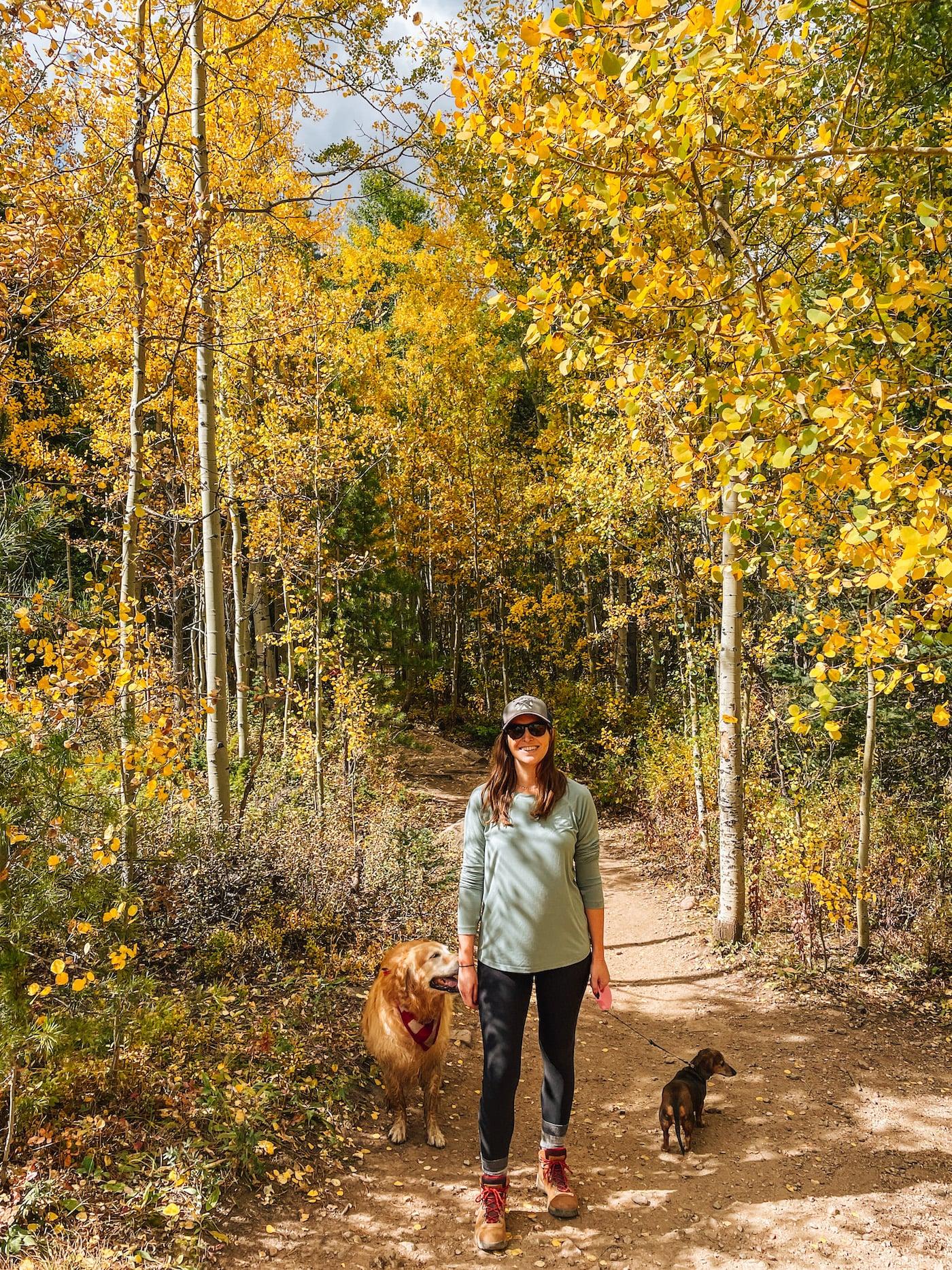 Rainbow Lake Trail, Frisco Colorado